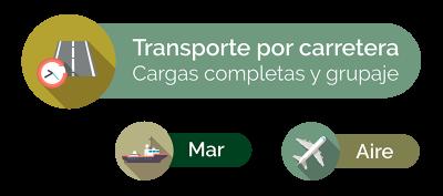 Transporte TMA2