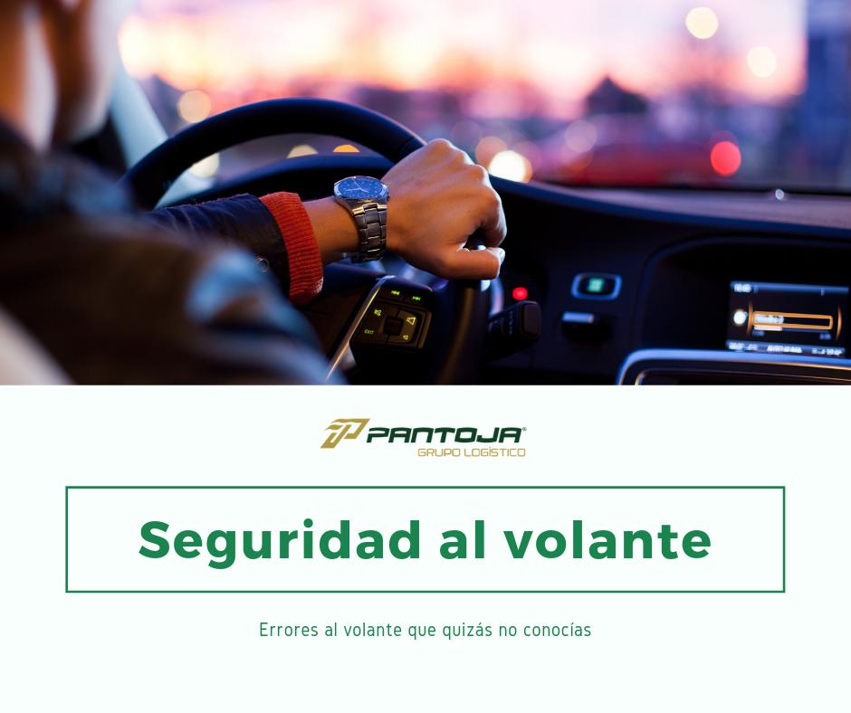 seguridad al volante