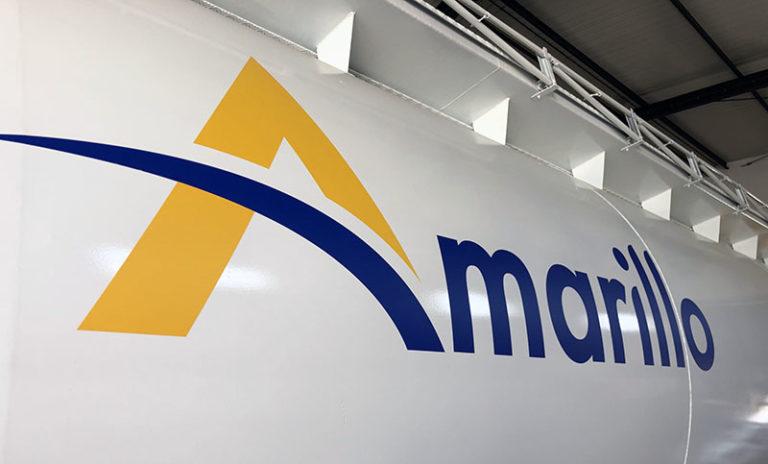 Cisternas Amarillo lança sua nova imagem corporativa